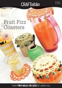 Fruit Fizz Coasters
