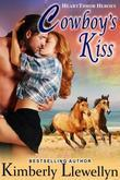 Cowboy's Kiss (Heartthrob Heroes, Book 1)