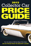 2013 Collector Car Price Guide