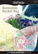 Reversible Bucket Bag