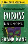 Poisons Unknown