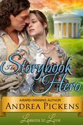The Storybook Hero (Lessons in Love, Book 3)