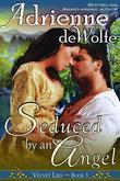 Seduced by an Angel (Velvet Lies, Book 3)