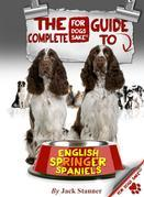 The Complete Guide to English Springer Spaniel