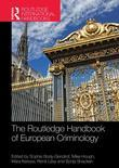 The Routledge Handbook of European Criminology