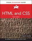 HTML and CSS: Visual QuickStart Guide, 8/e