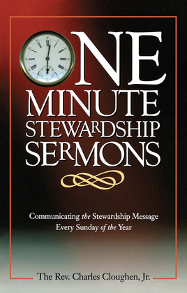 One Minute Stewardship Sermons