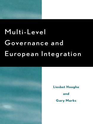 Multi-Level Governance and European Integration