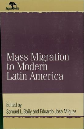 Mass Migration to Modern Latin America