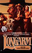 Longarm 252: Longarm and the Four Corners Gang