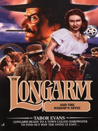 Longarm #276: Longarm and the Denver Executioners