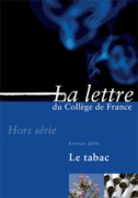 Hors-srie 3 | 2010 - Le Tabac - lettre CDF
