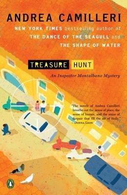 Andrea Camilleri - The Treasure Hunt