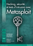 Hacking, sécurité et tests d'intrusion avec Metasploit