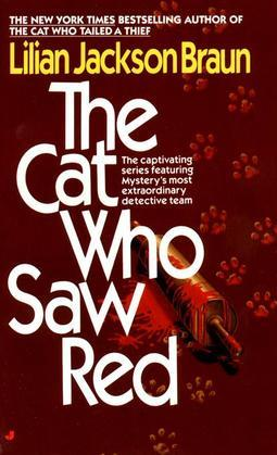 The Cat Who Saw Red