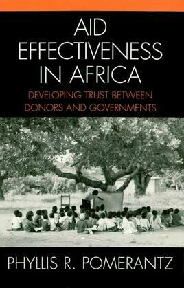 Aid Effectiveness in Africa: Developing Trust between Donors and Governments