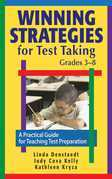 Winning Strategies for Test Taking, Grades 3-8: A Practical Guide for Teaching Test Preparation