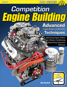 Competition Engine Building: Advanced Engine Design and Assembly Techniques