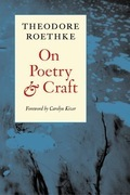 On Poetry and Craft: Selected Prose
