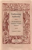 Fashioning Authority: The Development of Elizabethan Novelistic Discourse