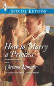 How to Marry a Princess