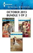 Harlequin Special Edition October 2013 - Bundle 1 of 2: Marrying Dr. Maverick\One Night with the Doctor\Flirting with Destiny
