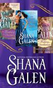 Shana Galen - Shana Galen Bundle: The Making of a Duchess, The Making of a Gentleman, The Rogue Pirate's Bride