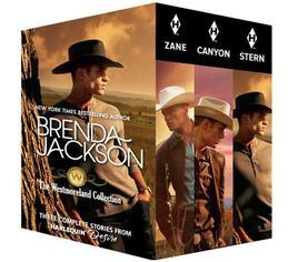 Brenda Jackson The Westmoreland Collection: Zane\Canyon\Stern
