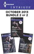 Harlequin Intrigue October 2013 - Bundle 2 of 2: Trap, Secure\The Reunion\Mountain Heiress