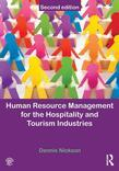 Human Resource Management for Hospitality, Tourism and Events