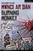 Burning Monkey: Mwnci ar Dan