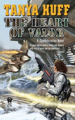 The Heart of Valor: A Confederation Novel