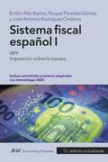 Sistema fiscal español I (2013)