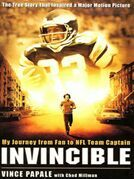 Invincible: My Journey from Fan to NFL Team Captain