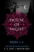 House of Night Series Books 1-4