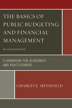 The Basics of Public Budgeting and Financial Management Updates
