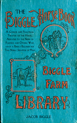 The Biggle Horse Book