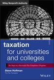 Taxation for Universities and Colleges: Six Steps to a Successful Tax Compliance Program