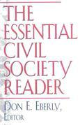 The Essential Civil Society Reader: The Classic Essays