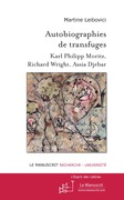 Autobiographies de transfuges.