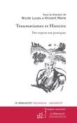 Traumatismes et Histoire