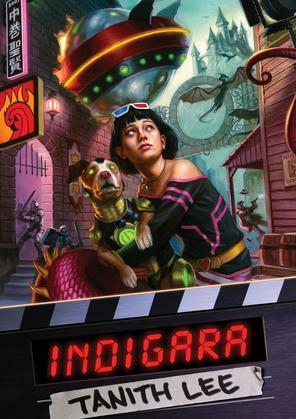 Indigara: Firebird Novella00