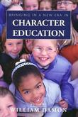 Bringing in a New Era in Character Education