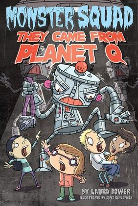 They Came From Planet Q #4