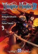Vampire Hunter D Vol. 3 (French)