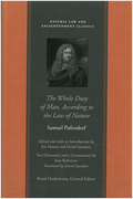 Samuel Pufendorf - The Whole Duty of Man, According to the Law of Nature
