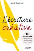 L'écriture créative