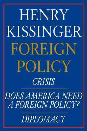 Henry Kissinger Foreign Policy E-book Boxed Set