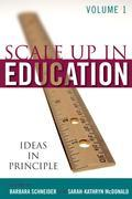Scale-Up in Education: Ideas in Principle