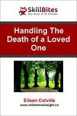 Handling the Death of a Loved One